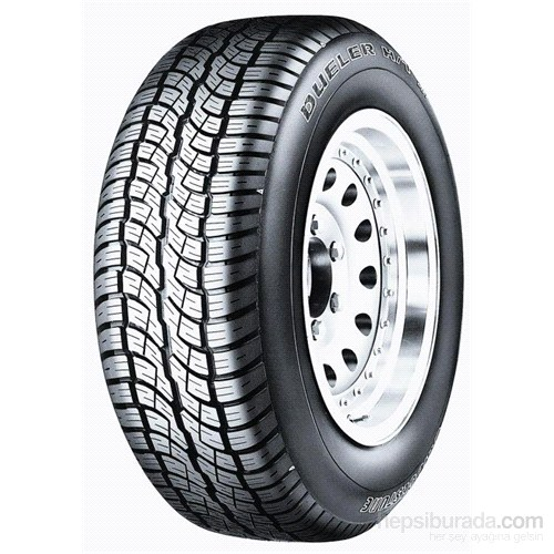 Bridgestone 235/55R18 99H H/T687 Oto Lastik