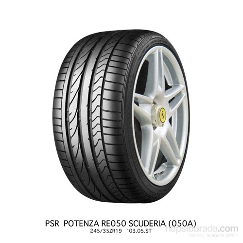 Bridgestone 305/30Zr19 102Y Xl Re050a Oto Lastik