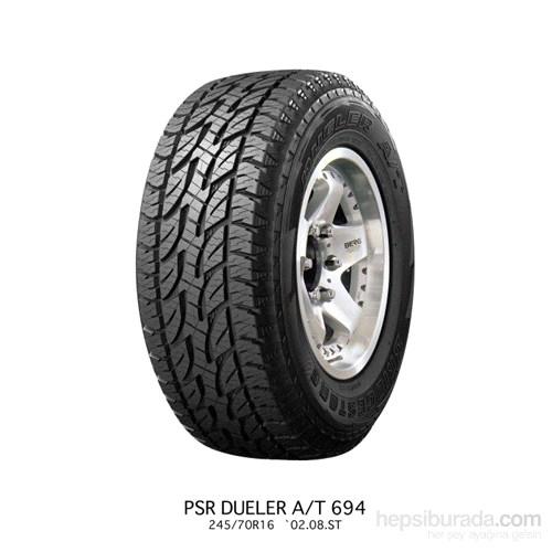 Bridgestone 245/70R16 107T A/T694 Rbt Oto Lastik