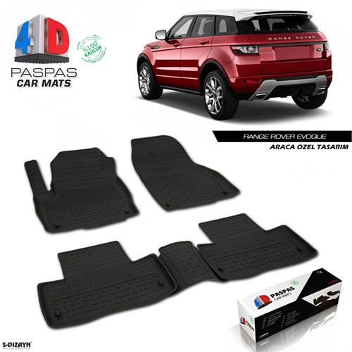 LAND ROVER Range Rover Evoque 2 4D Havuzlu Paspas A+Kalite