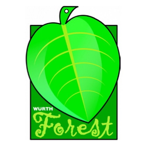 Würth Asma Koku Forest/Orman Serinliği Made in Germany 15139313