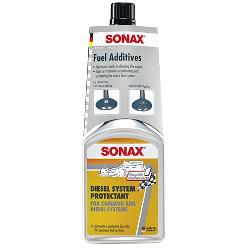 Sonax Euro Dizel Katkısı - Sistem Temizleyici