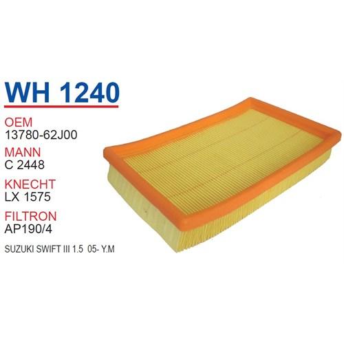 Wunder SUZUKI Swift III 1.5 05 >> Yeni Model Hava Filtresi OEM NO:13780-62J00