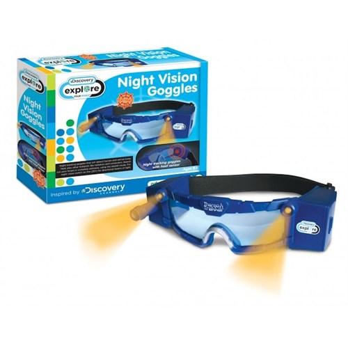 Discovery Termal + Gece Görüşlü Gözlüğü