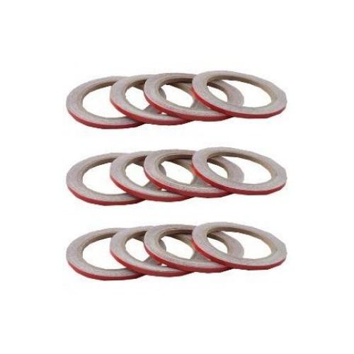 Schwer Fosforlu Bant 0.5cmx10M Kırmızı