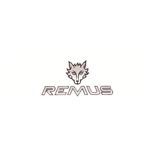 Remus Aluminyum Dizayn Sticker