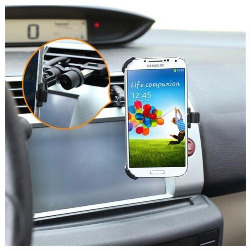 Markacase Galaxy S4 Havalandırma Kalorifer Tutucu Markacase