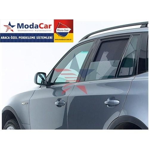 ModaCar Micro-Sun Dacia Sandero Araca Özel Perde Seti 56a094