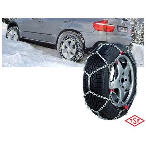 Avem Snow 205R14 Lastik İçin Takmatik Patinaj Kar Zinciri