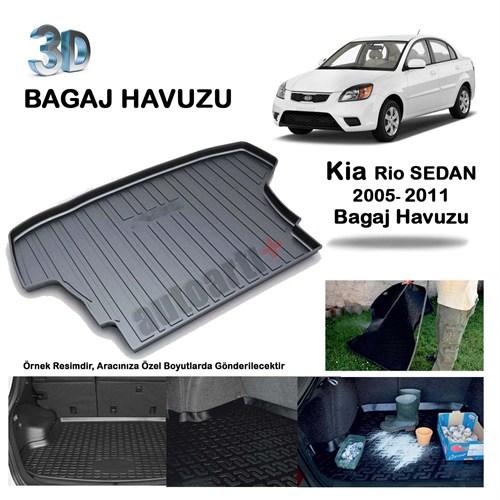 Autoarti Kia Rio Sedan Bagaj Havuzu 2005/2011-9007616