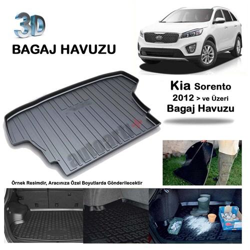 Autoarti Kia Sorento Bagaj Havuzu 2010/Üzeri-9007619