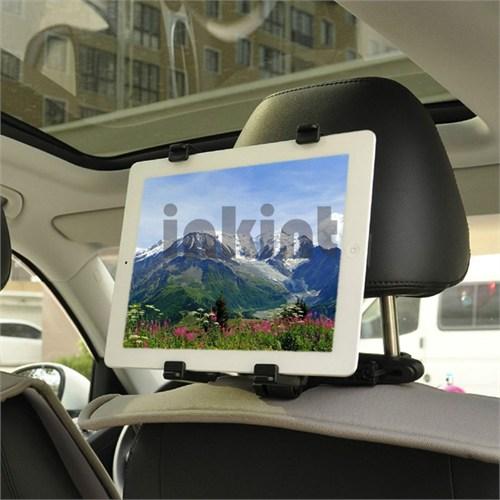 Biartt Universal Koltuk Arkası Tablet Tutucu (İpad-Galaxy Tab-Pda Uyumlu)