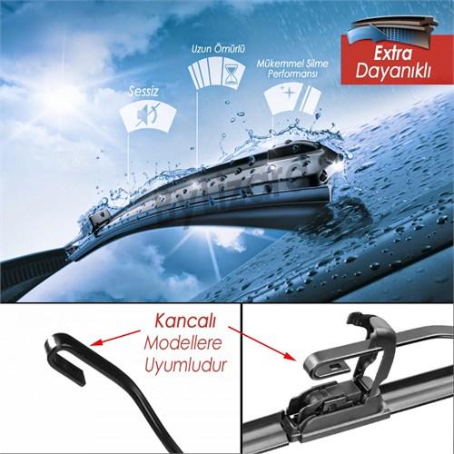 Wiperblade 50 Cm Universal Silecek Süpürgesi (500Mm)