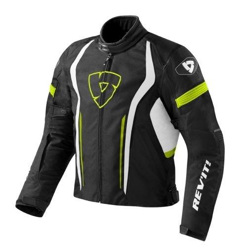 Revit Raceway Motosiklet Mont (Neon Sarı)