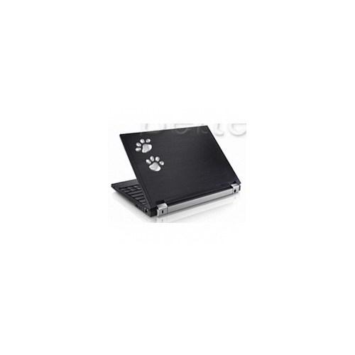 Solfera Köpek Patisi Otomobil Ve Laptop İçin Sert Etiket Stıcker Cs03