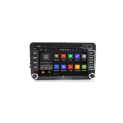 Soundmagus Skoda Rapid Spaceback 2014 Android Multimedya Sistemi