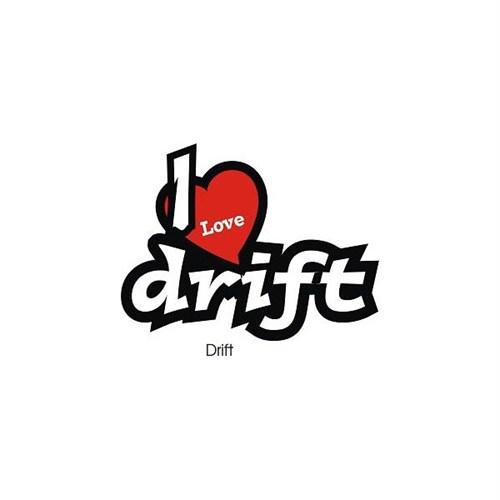 Sticker Masters Drift Sticker