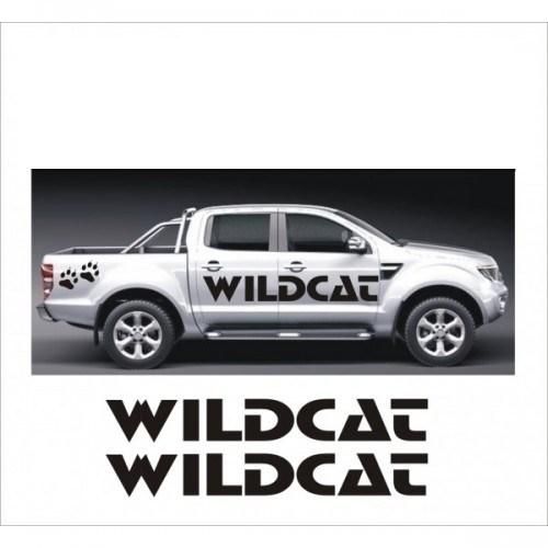 Sticker Masters Ford Ranger Wildcat Sticker