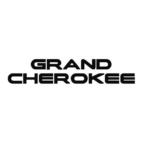 Sticker Masters Grand Cherokee Sticker