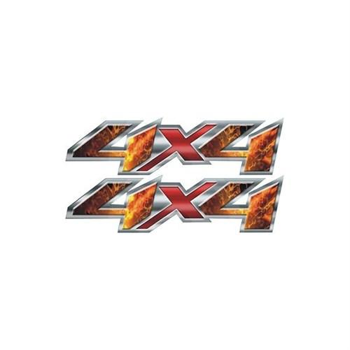Sticker Masters 4X4 Yeni