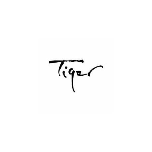 Sticker Masters Tiger Sticker