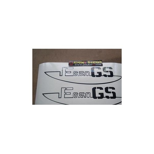 Sticker Masters Bmw F650 Sticker Set
