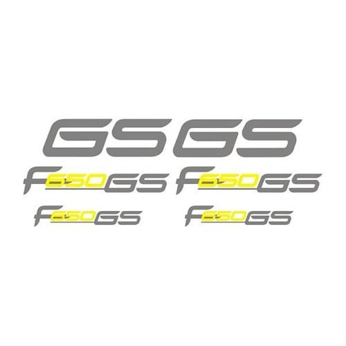 Sticker Masters Bmw F650 Gs Sticker Set