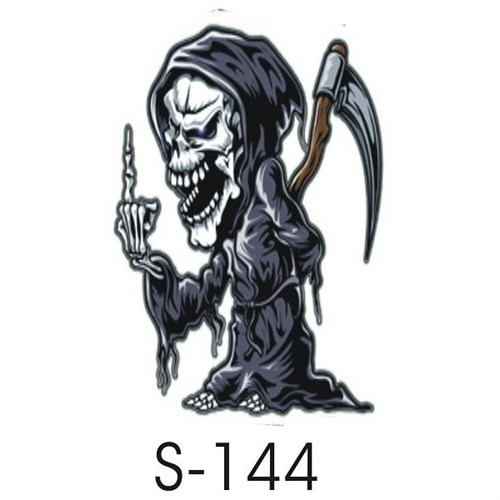 Sticker Masters Skull Azrail Sticker