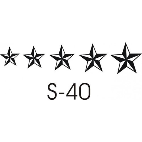 Sticker Masters Yıldız Sticker