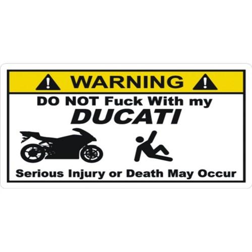 Sticker Masters Ducati Sticker
