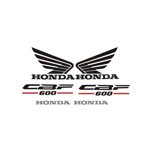 Sticker Masters Honda Cbf 600 Sticker Set