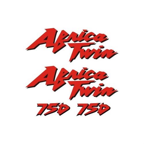 Sticker Masters Africa Twin Sticker Set