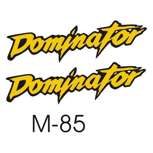 Sticker Masters Dominator Depo Sticker