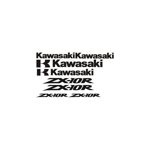 Sticker Masters Kawasaki Zxr-10 Sticker Set