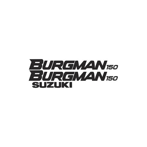 Sticker Masters Burgman Sticker Set