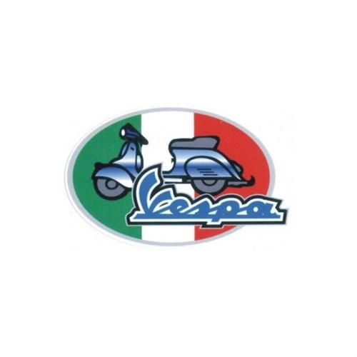 Sticker Masters Vespa İtaly Sticker