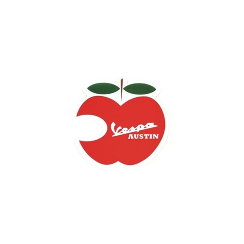 Sticker Masters Vespa Elma Sticker