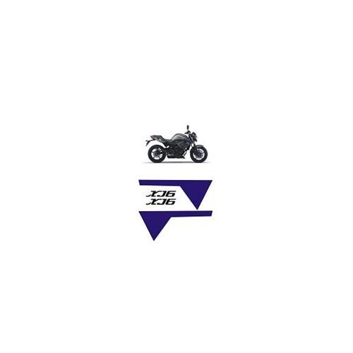 Sticker Masters Yamaha Xj6 Sticker Set