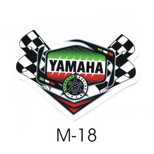 Sticker Masters Yamaha Logo Sticker