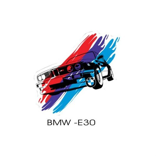 Sticker Masters Bmw E-30 Stickers