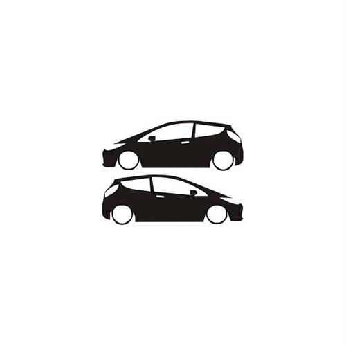 Sticker Masters Ford Fiesta Sticker