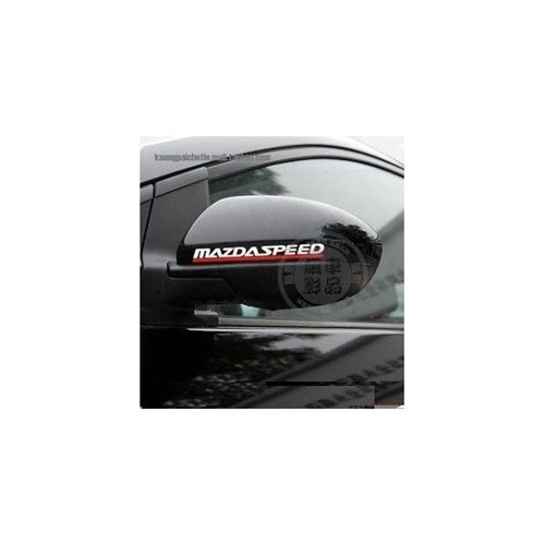 Sticker Masters Mazda Ayna Kapağı Sticker