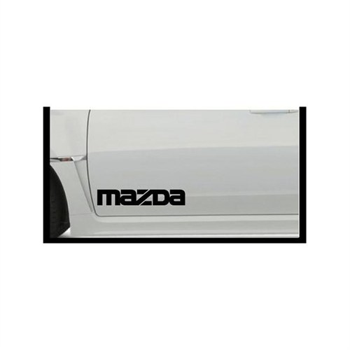 Sticker Masters Mazda Kapı Sticker