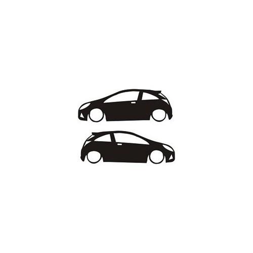 Sticker Masters Opel Corsa D Sticker
