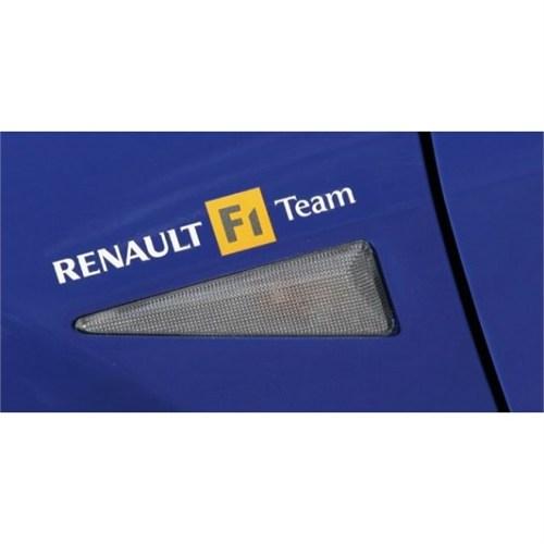 Sticker Masters Renault F1 Team Sticker Set