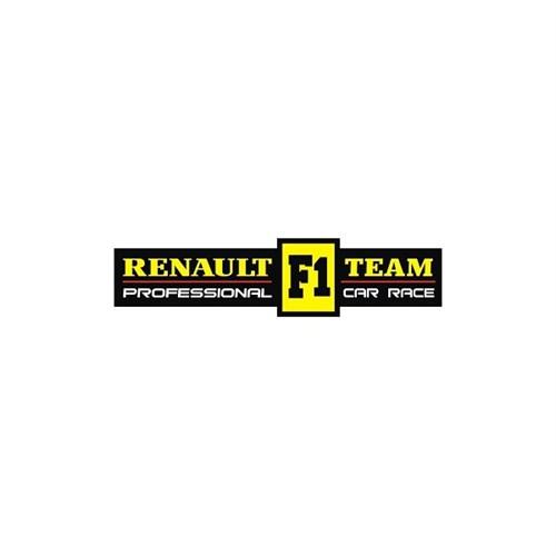 Sticker Masters Renault F1 Sticker