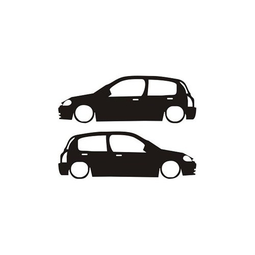 Sticker Masters Clio Sticker