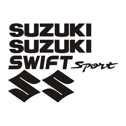 Sticker Masters Suzuki Swift Sport Sticker