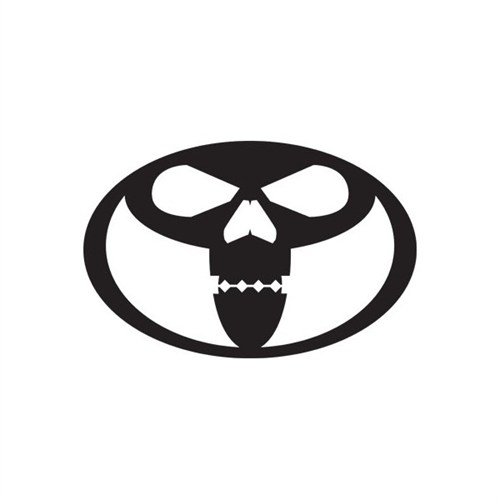 Sticker Masters Toyota Kurukafa Logo