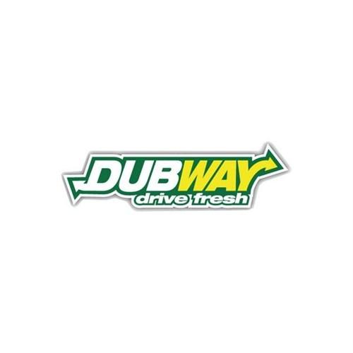 Sticker Masters Dubway Sticker